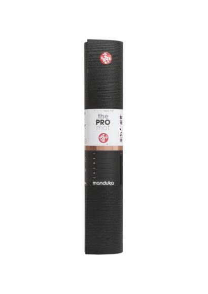 Manduka Pro Mat Standard - Black-0