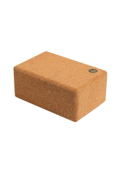 Manduka Cork Block - Brown -2396