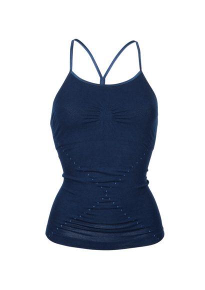 Karna Yoga Cami - Midnight Blue-0