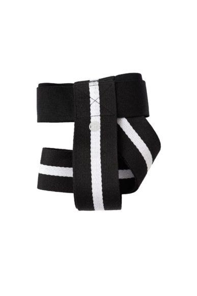 R&R Yoga Mat Strap - Black & White-1106