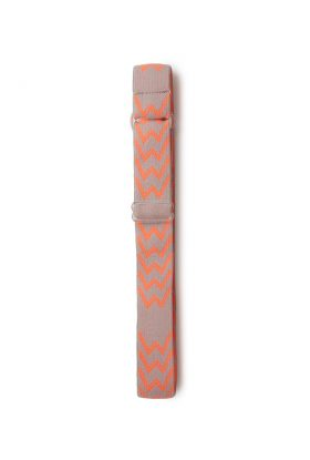 Adjustable Headband - Sand & Coral-0