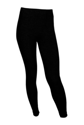 Bandha Bamboo Tights - Beautiful Black-0