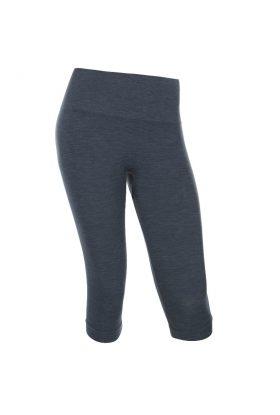 Bandha Capri - Charcoal Grey-0