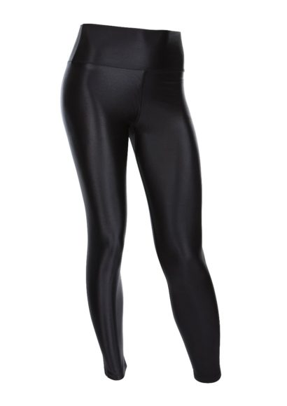 Shine Leggings - Beautiful Black-0