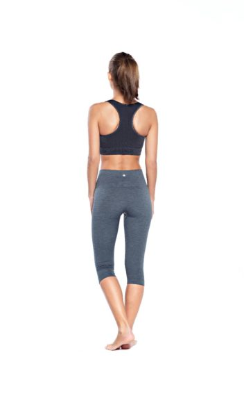 Bandha Capri - Charcoal Grey-2334