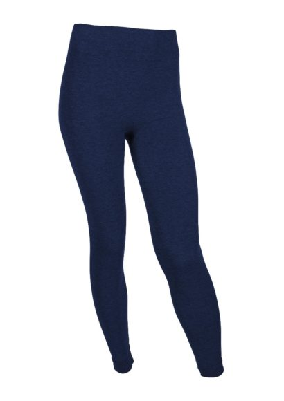 Bamboo Bandha Tights - Midnight Blue-0
